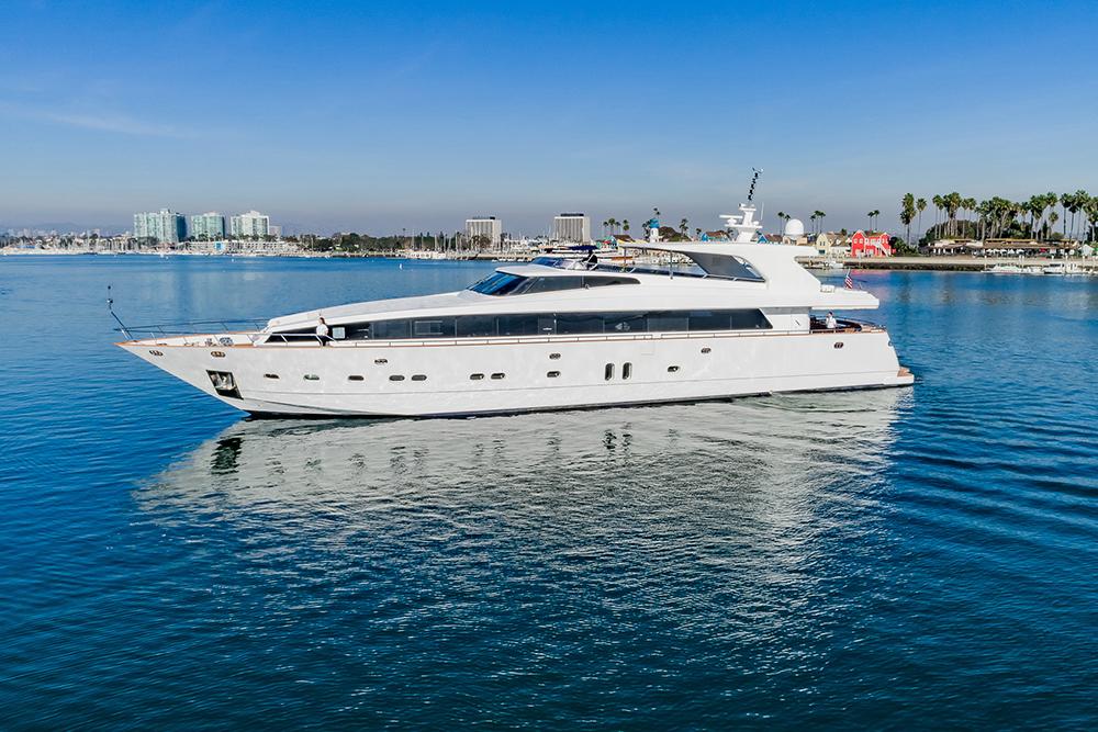 Admiral Xl Fantasea Yachts Rent A Yacht Marina Del Rey Ca