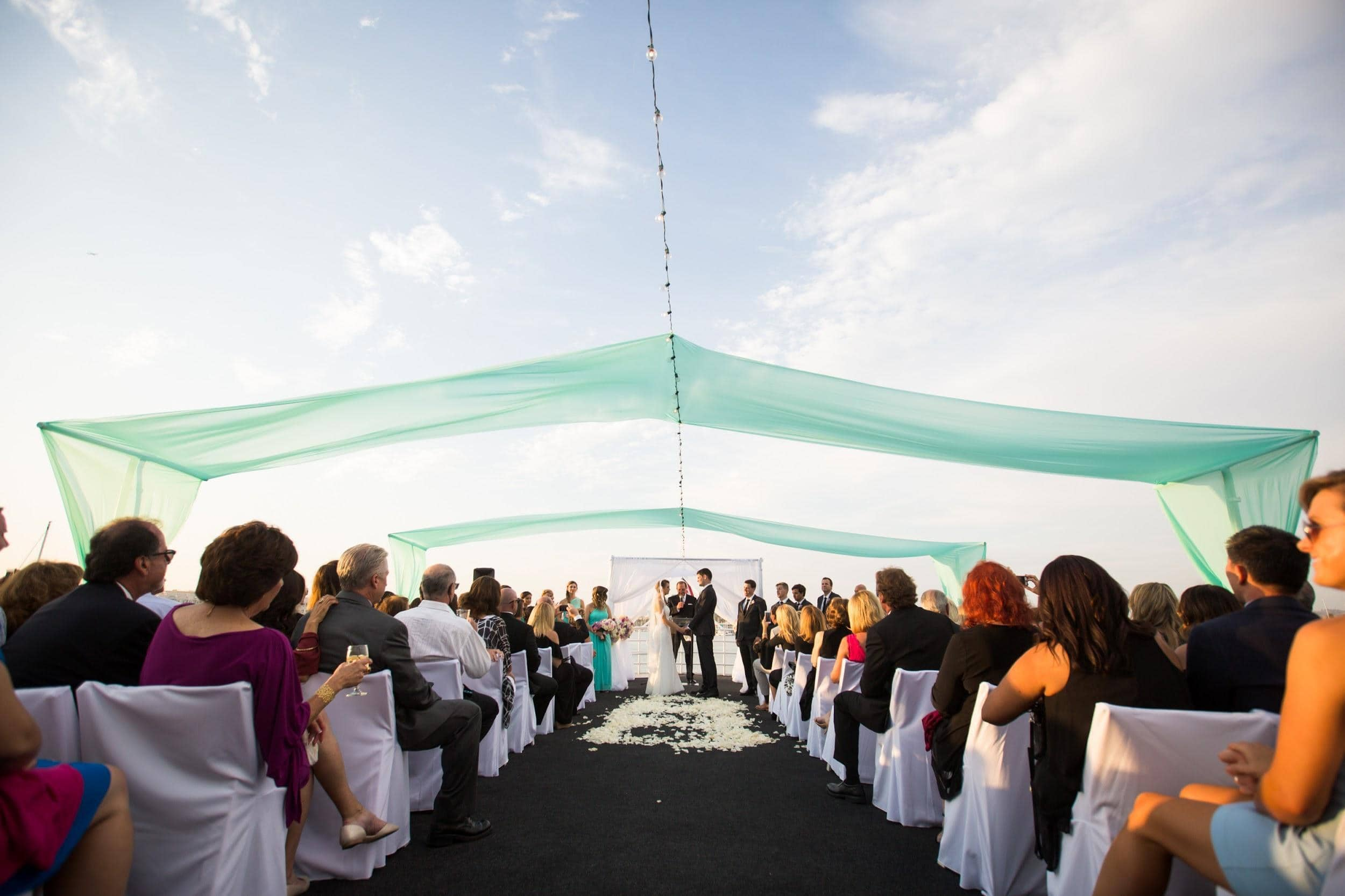 Yacht Wedding Ceremony